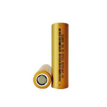 High rate power lithium battery 18650 2000mAh 10C discharge lithium battery cell for electric vehicle lithium battery pack image