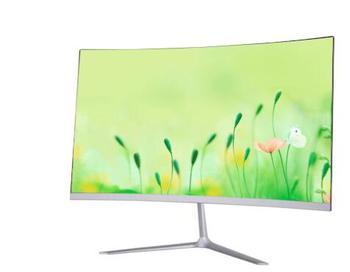 """Monitor curvo de 24 """"y 75Hz para videojuegos pantalla curva de 27"""" y 32 pulgadas de 144Hz/165Hz para videojuegos, pantalla LED, Sin borde, AMD FreeSync, interfaz DP/HDMI"""