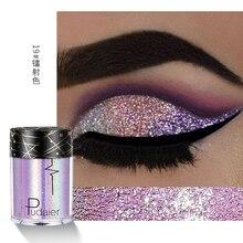 1 шт. макияж тени для век мерцающие блестящие тени для век универсальная Праздничная палитра теней для век Косметическая косметика для глаз Косметическая Косметика TSLM2