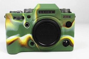 Image 5 - غطاء من السيليكون حقيبة كاميرا ل فوجي فيلم X100V X T200 X T100 XT100 XT4 X T4 X T3 X T30 XT30 X A7 XA7 X T20 X T10 X A5 X A20 XT200