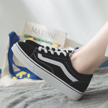 Classic Womens Sneakers Shoes Canvas Sports zapatos de mujer