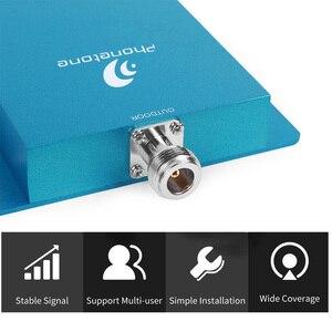 Image 3 - Усилитель мобильного сигнала WCDMA 2100 МГц с усилением, 62 дБ (LTE Band 1) 2100 UMTS 3G (HSPA) 3G UMTS, Усилитель сотового ретранслятора для дома