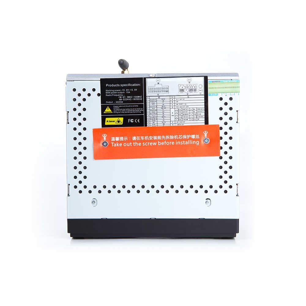 Josmile العالمي AutoRadio 2 الدين الروبوت 9.0 سيارة مشغل وسائط متعددة DVD GPS والملاحة مسجل شرائط ستيريو رئيس وحدة 173 مللي متر * 98 مللي متر