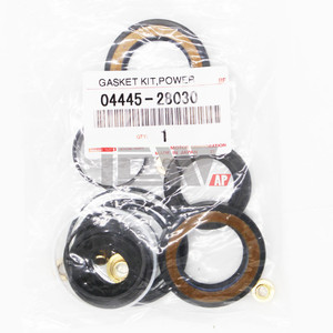 Image 3 - Auto Power steering assembly Rack kit gasket For Toyota ESTIMA PREVIA 1990 1999 OEM:04445 28030