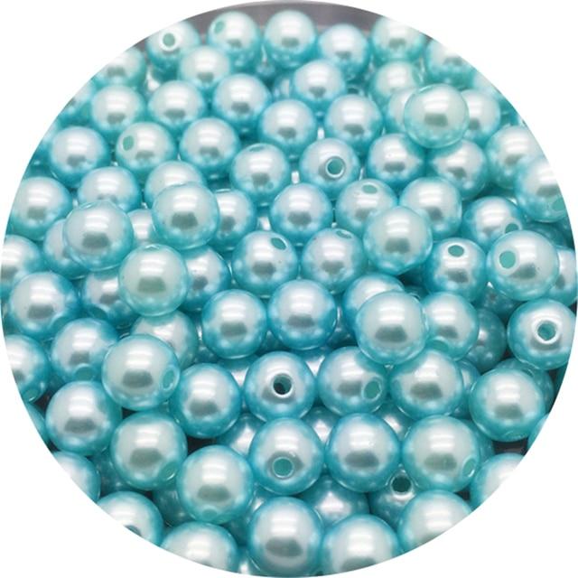 6244 perles acrylique disque 31 mm multi PK5 UK boutique  *