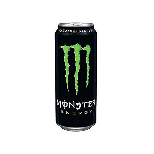 Monster Energy Box 50 Cl - 6 X 50 Cl