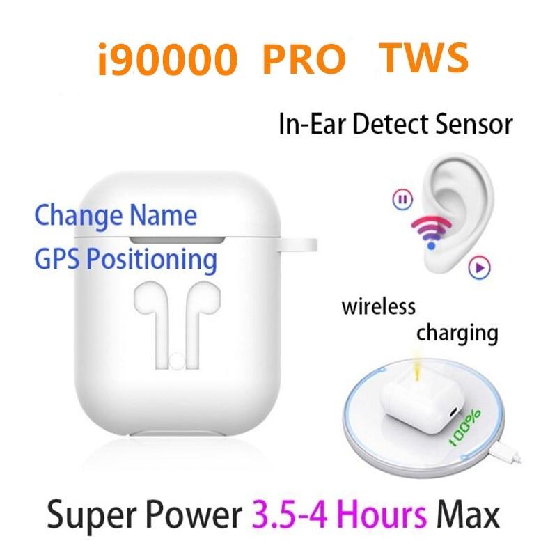 I90000 Pro TWS Bluetooth Kopfhörer 1:1 Air2 In-ohr Mini Drahtlose Kopfhörer Freisprecheinrichtung 8D Stereo Ohrhörer elari mit Dual Mikrofon