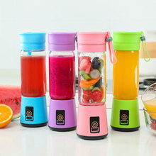 Blender Fruit-Juicer Juice-Cup Smoothie-Maker Electric Mini Portable Stirring Handheld