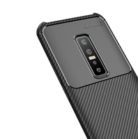 style protective For Vivo V17 Pro Case Business Style Silicon Rubber Shell TPU Back Phone Cover For Vivo V17 Pro Protective Case For Vivo V17 Pro (5)