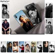 MaiYaCa American TV Riverdale Cole Sprouse Phone Case for Huawei P10 lite P20 pro P20lite P30 pro mate 20 pro mate20 lite(China)
