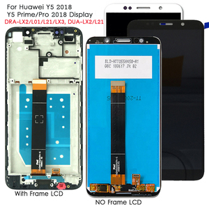 Image 1 - عرض لهواوي Y5 2018 DRA L01/LX2 Lcd شاشة تعمل باللمس لاستبدال Y5 Prime/Pro 2018 DUA LX2 ، L21 عرض اختبار LCD
