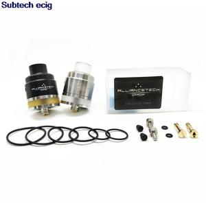 Side-Airflow-Control Replaceable-Tank Mods Bottom-Filling Bf-Pin E Cigarette 24mm-Rdta