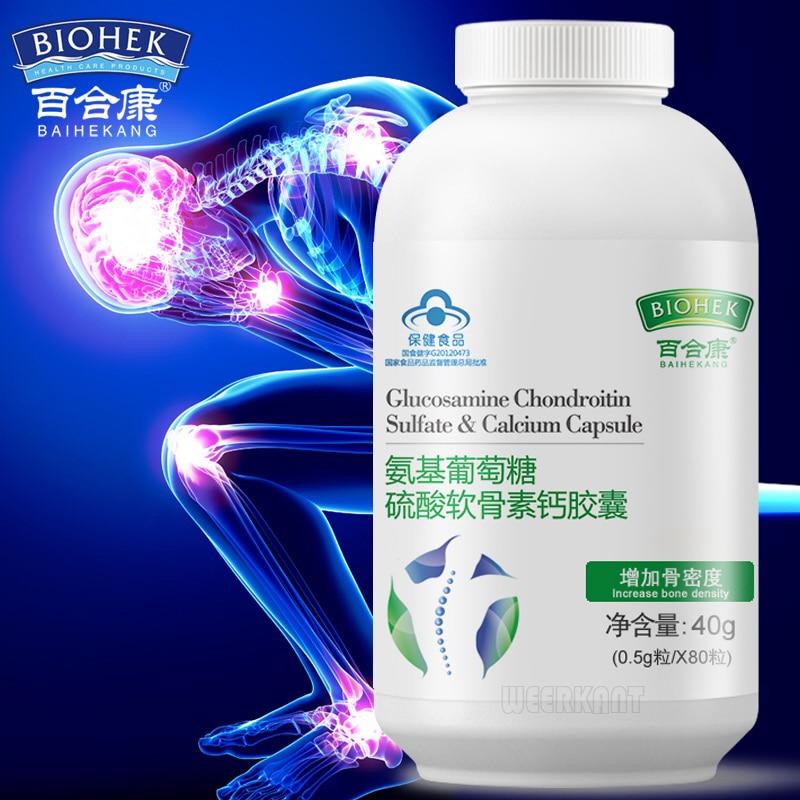 Natural Glucosamine Chondroitin Sulfate…