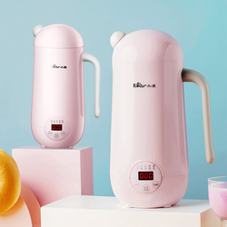 New mini Soymilk Maker 350ml 1-2 person Household Food Blender 10H Bookable mini Food mixer Electric Soymilk Machine