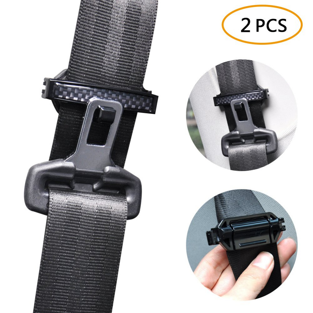 Car Safety Belt Clip Accessories Stickers for Citroen C4 Aircross C1 C2 C3 C4L C5 C6 C Crosser C Elysee 2018 2017 2016 2015 2014-in Car Stickers from Automobiles & Motorcycles