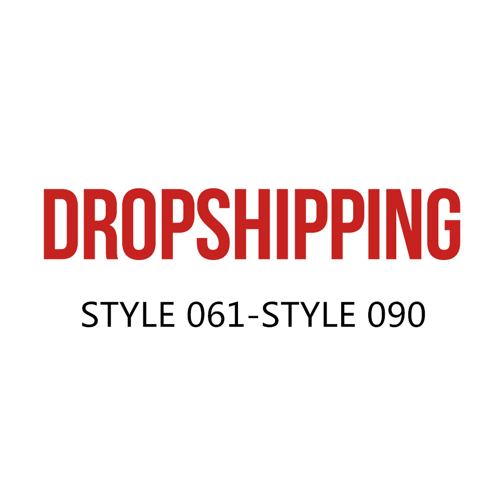 US DROP SHIP LINK ADULT STYLE61- STYLE90
