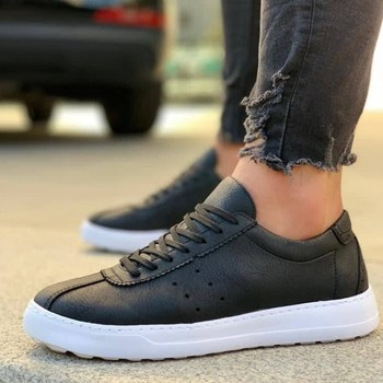 Chekich Sneakers For Men Sneakers Casual Comfortable Flexible Fashion Leather Wedding Orthopedic Walking Shoe Sport Shoes For Men Women Unisex Comfort Lightweight Sneakers Running Shoes Breathable Zapatos Hombre CH063 northmarch luxury fashion leather sneakers for men elastic band shoes men breathable casual shoes men footwear zapatos hombre