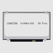 Panel-Replacement Display N140BGA-EB3 Laptop Matrix Lcd-Screen 1366X768 HD 30-Pins