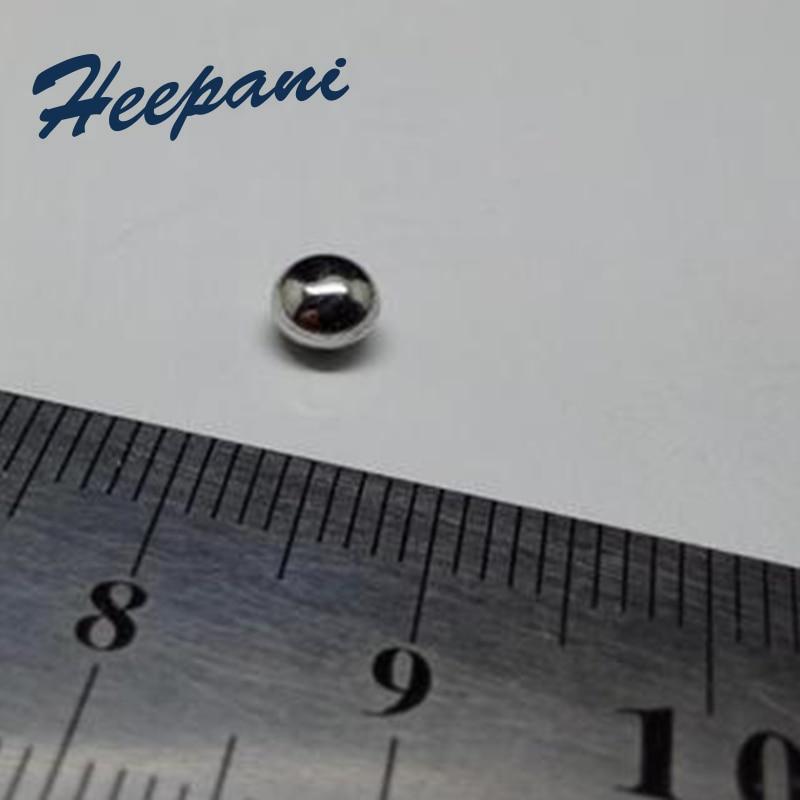 Free Shipping 99.98% Purity 1g Iridium Round Bead Ir Melt Element Ingot Rare Earth Metel Iridium Melted Pellet / Granule Ball