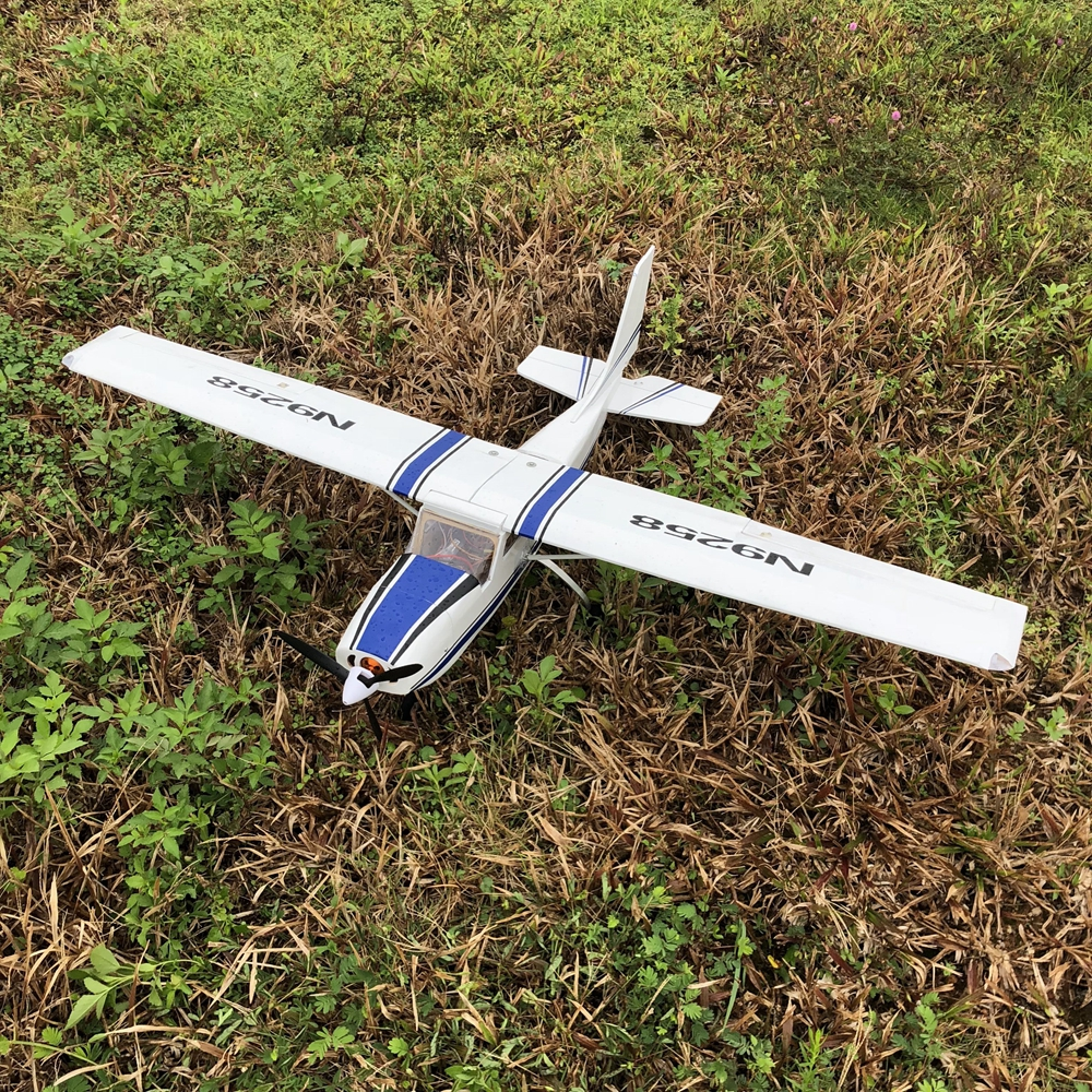 Image 4 - 1200mm DIY Balsa RC Plane Kit Cessna-in RC Airplanes from Toys & Hobbies
