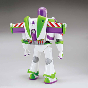 Image 2 - OHS Bandai Toy HG Buzz LightYear Assembly Plastic Model Kit