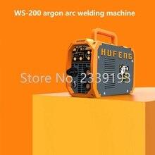 Mini Tig Welder TIG MMA 220V Argon Tig Control Welding Machine Stainless Steel Iron IGBT Technology