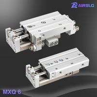 MXQ MXQ6L MXQ6L 30A MXQ6L 30AS MXQ6L 30AT MXQ6L 30C MXQ6L 30CS MXQ6L 30CT Slide guide cylinder Pneumatic AIRHKC