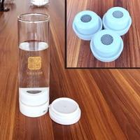 Novo gerador rico em hidrogênio quântico h2 e o2 alto hidrogênio puro adiar o envelhecimento desintoxicar e nutrir a garrafa de rosto|Filtros de água| |  -