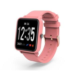 DO10 Smartwatch Women Bracelet Smart Watch Men Wristband Fitness Tracker Band Blood Pressure for Andiord Apple IOS