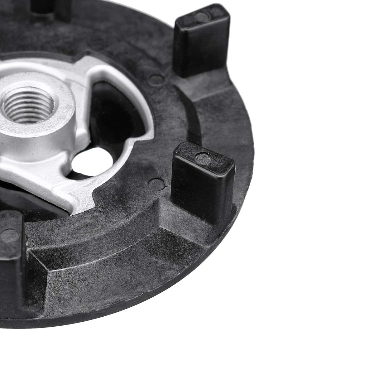 Автомобильный Кондиционер A/C муфта воздушного компрессора ступицы резины 5SE09C 5SL12C 5SEU12C 6SEU14C 6SEU17C 7SEU17C