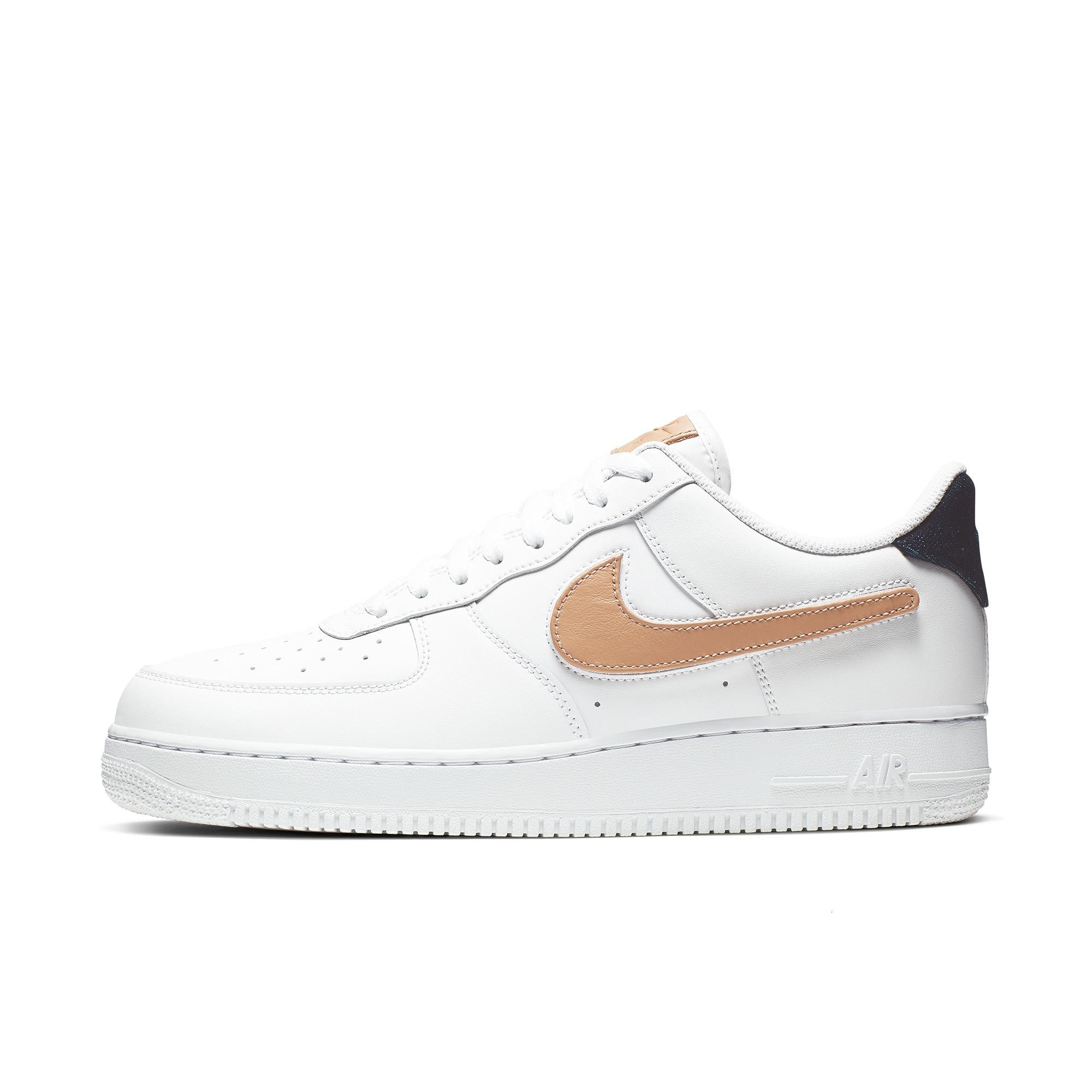 Oryginalny Buty Nike Air Force 1 '07 3 Męskie, Trampki Nike