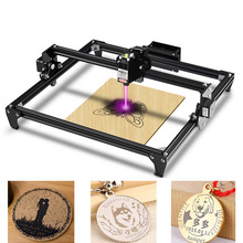 Laser-Engraving-Machine Totem Carving Metal/acrylic CNC 300x400mm Big-Area Fast-Speed