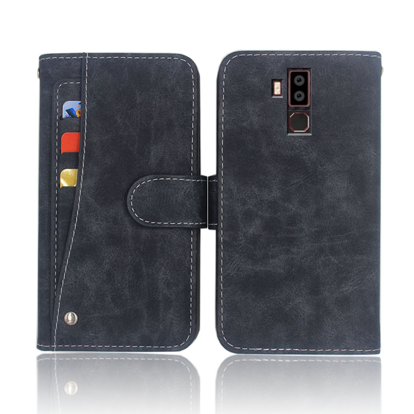 Hot! <font><b>Oukitel</b></font> <font><b>K13</b></font> <font><b>Pro</b></font> <font><b>Case</b></font> High quality flip leather phone bag cover <font><b>Case</b></font> For <font><b>Oukitel</b></font> <font><b>K13</b></font> <font><b>Pro</b></font> with Front slide card slot image