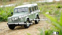 Diecast Car Model Almost Real 1:18 Defender 110 Heritage Edition 2015 + SMALL GIFT!!!!!
