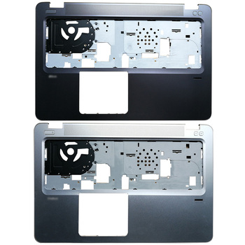 NEW Laptop Palmrest Upper Case Keyboard Bezel For HP ZBook 15U G3 821155-001 6070B0948301 Silver Gray 95%new for hp pavilion 15 au 15 aw 15 al tpn q172 tpn q175 laptop palmrest upper case us keyboard touchpad 856040 001 eag3400409