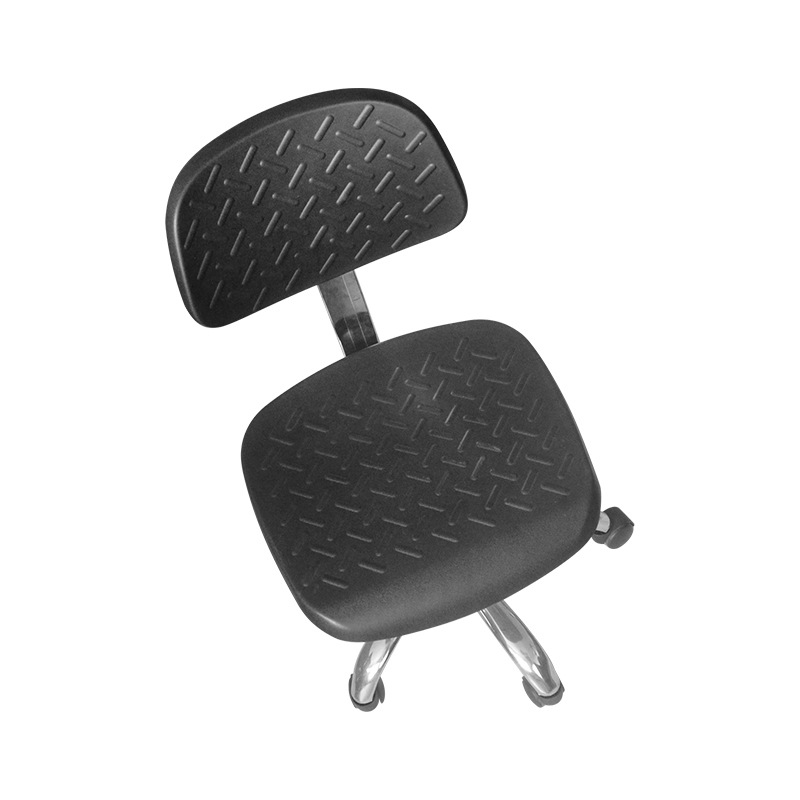 Dongguan Manufacturers Wholesale Backrest Anti-static Chair Laboratory Chair Adjustable Production Line Chair Variety Model