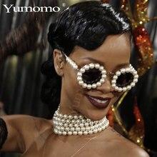 купить 2019 New Retro Round Sunglasses Women Brand Designer Sun Glasses For Women Alloy Mirror Sunglasses female oculos de sol дешево