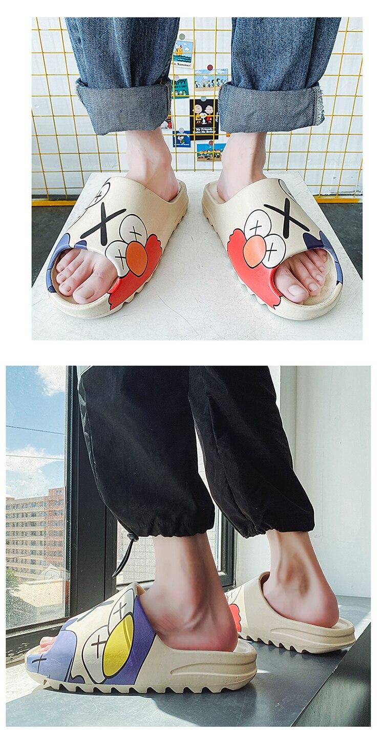 amantes de coco sapatos masculinos indoor graffiti