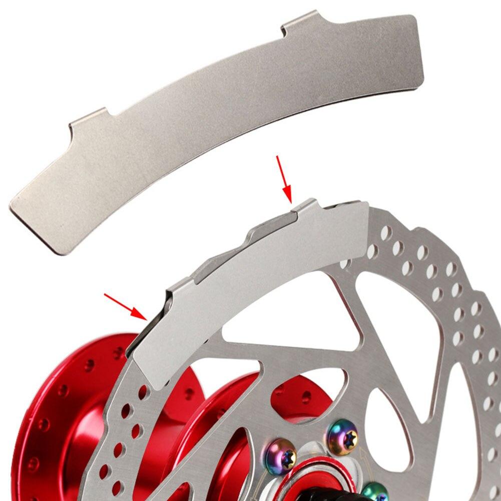 High Hardness Parts Speed Control Stainless Steel Mountain Bike Bicycle Repairing Pads Wear Resistant Adjusting Tool Disc Brake