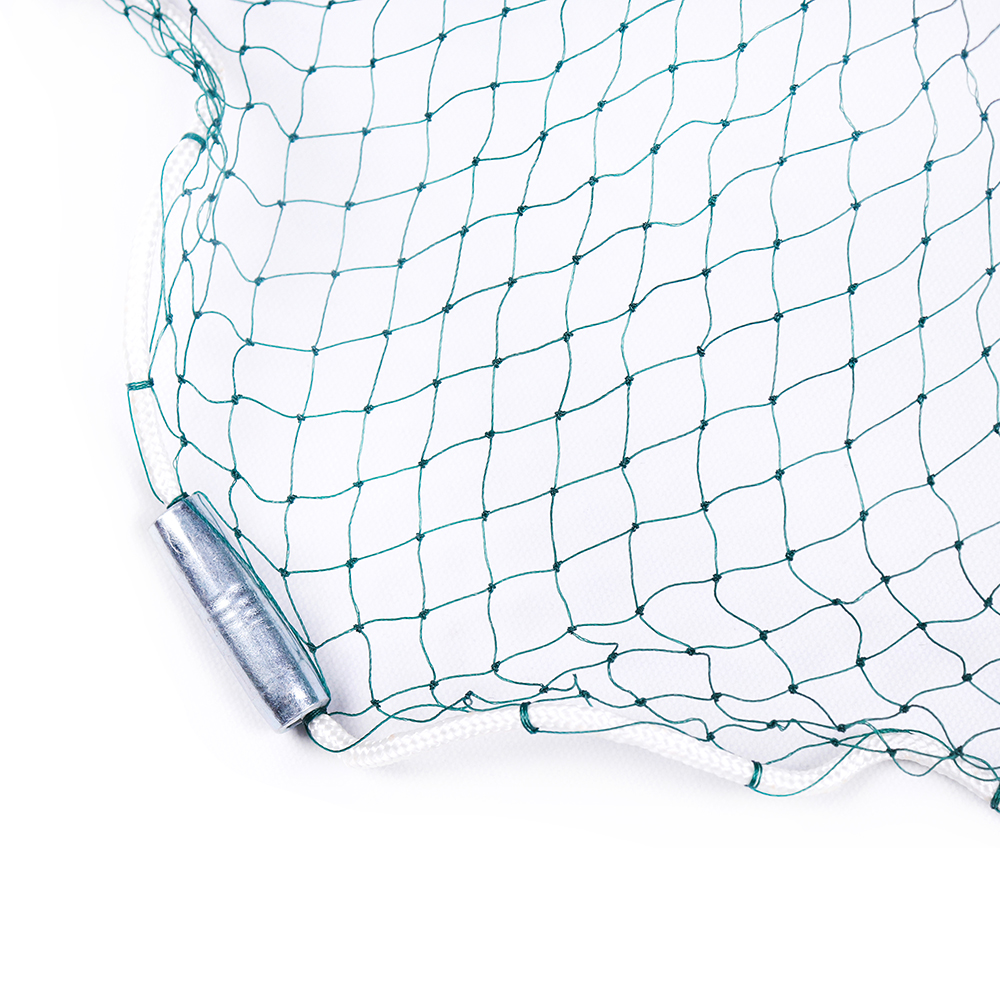 diâmetro 3m 4.2m 4.8 rede de pouso peixes