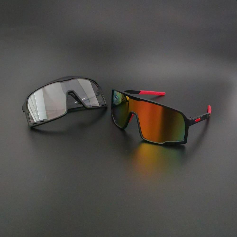 Sport Cycling Sunglasses UV400 Men Women Outdoor Riding Running Fishing Goggles MTB Bicycle Eyewear Mountain Road Bike Glasses