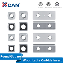 3PCS Carbide Cutter Insert Diamond Milling Cutter For Wood Lathe Turning J2V6