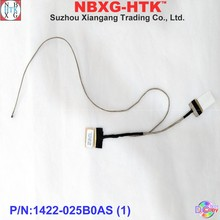 New Laptop EDP LCD LVDS Cable 1422-025B0AS for Asus X556 A556 A556U X556UA X556UR F556 F556UA FL5900U VM591U EDP screen cable