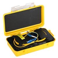 SC/UPC LC/UPC OTDR Zone Eliminator ,Fiber Optic OTDR Launch Cable Box 500M 1Km 2Km