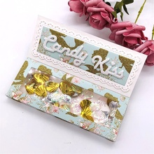 Candy Box Metal Cutting Dies for Scrapbooking