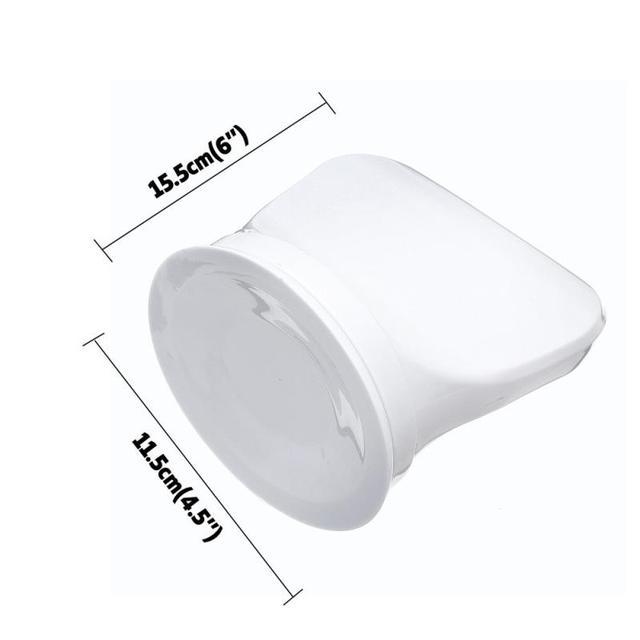 Washing Suction Cup Stool Aid Non Slip Labor Saving Rack Mat Foot Rest Shaving Leg Holder Grip Mats Bathroom Shower Accessories
