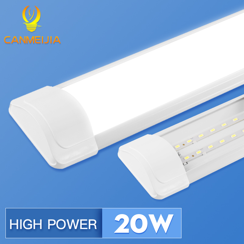 T8 T5 LED 220V หลอด LED 120 ซม.60 ซม.T8 โคมไฟหลอดไฟ Lampara 5W 20W Tobe Lampa 2FT 4FT บ้านห้องครัว