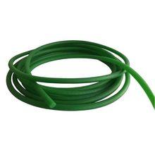 10 метров полиуретановые конвейерные ленты шнур полиуретановый круглый приводной ремень 2 мм, 3 мм, 4 мм, 5 мм, 6 мм, 7 мм, 8 мм, 10 мм Толщина диаметр...