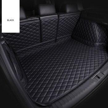 Car Believe car trunk mat For nissan x trail t31 teana j32 patrol y61 qashqai j10 Cargo Liner Accessories Carpet