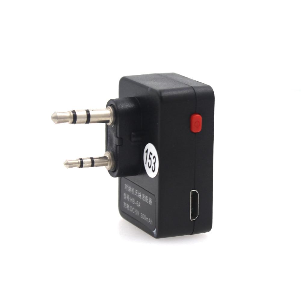 K Adapter For ANYSECU AC-BV8 AC-Bherdt Bluetooth PTT Headset
